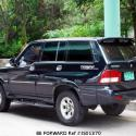 2000 Ssangyong Musso #1