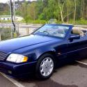1996 Mercedes-Benz SL #1