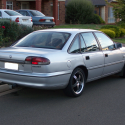1995 Holden Commodore #1