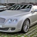 Bentley Continental Gtc #1