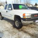 2002 GMC Sierra 2500hd #1