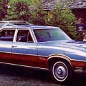 1972 Oldsmobile Vista Cruiser #1