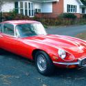 1971 Jaguar E-Type #1