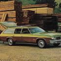 1974 Oldsmobile Vista Cruiser #1
