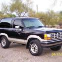 1990 Ford Bronco Ii #1