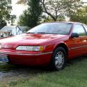 1991 Ford Thunderbird #1