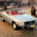 1971 Mercedes-Benz SL #1