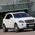 2011 Mercedes-Benz ML #1