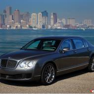 Bentley Continental Flying Spur #1