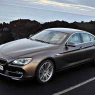 Bmw 6 Series Gran Coupe #1