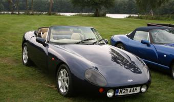 1995 TVR Griffith #1