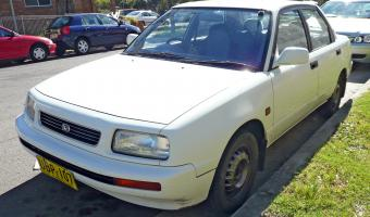 1992 Daihatsu Applause #1