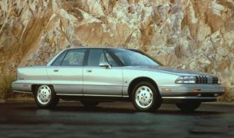 1992 Oldsmobile Ninety-eight #1