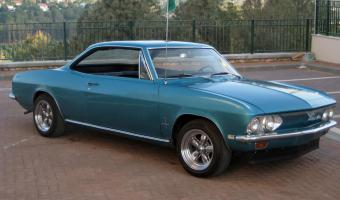 1968 Chevrolet Corvair #1