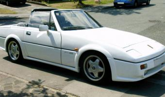 1994 Reliant Scimitar #1