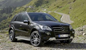 2010 Mercedes-Benz ML #1