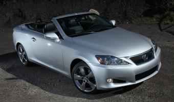2012 Lexus Is 350 C #1