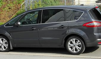 2010 Ford S-Max #1