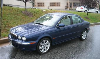 2003 Jaguar X-type #1