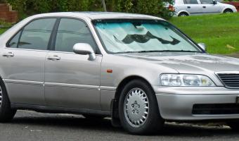 1998 Honda Legend #1
