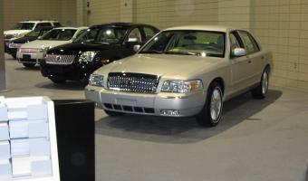 2006 Mercury Grand Marquis #1