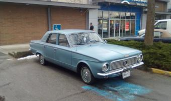 1963 Plymouth Valiant #1