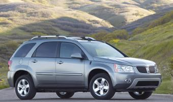 2006 Pontiac Torrent #1