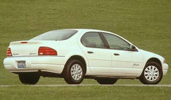 1997 Plymouth Breeze #1