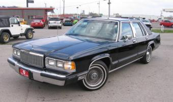 1990 Mercury Grand Marquis #1