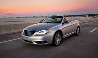 2013 Chrysler 200 CONVERTIBLE #1
