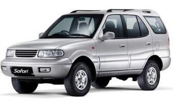 Tata Safari #1