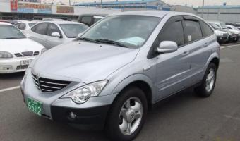 2005 Ssangyong Actyon #1