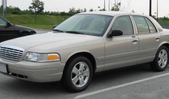 2000 Ford Crown Victoria #1