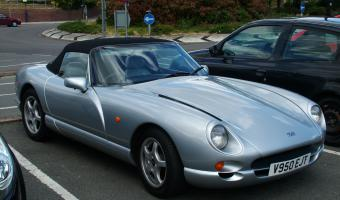 1999 TVR Griffith #1