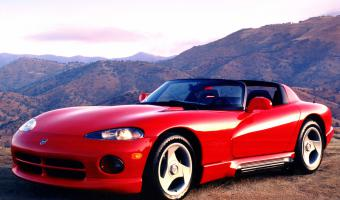 1995 Chrysler Viper #1
