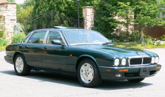 1995 Jaguar Xj-series #1