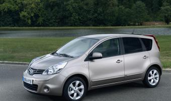 2006 Nissan Note #1