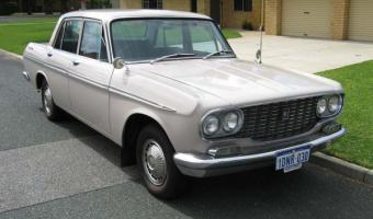 1964 Toyota Crown #1