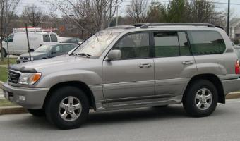 2004 Toyota Land Cruiser #1