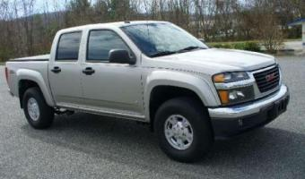 2008 GMC Canyon #1