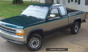 1993 Dodge Dakota #1
