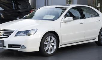 2008 Honda Legend #1
