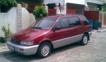 1993 Mitsubishi Space Wagon #1