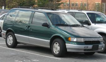 1994 Mercury Villager #1