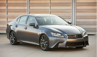 2013 Lexus Is 350 #1