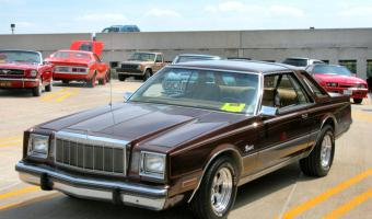 1981 Chrysler Cordoba #1