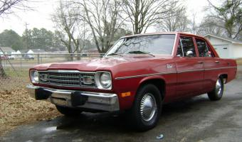 1973 Plymouth Valiant #1