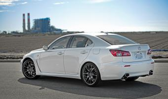 2012 Lexus Is F #1