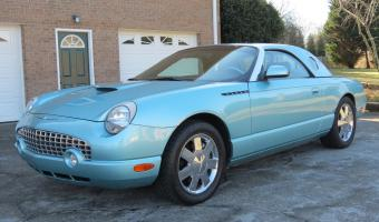 2002 Ford Thunderbird #1