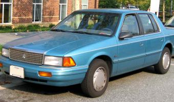 1992 Plymouth Acclaim #1